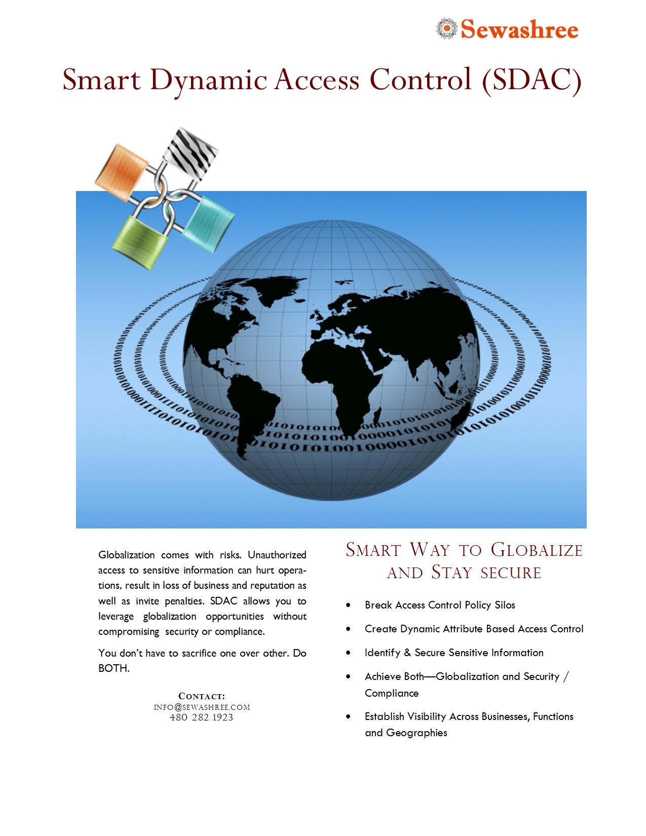 SDAC (Smart Dynamic Access Control)